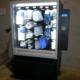 Máquina expendedora de guantes, zapatos, buzos desechables y gafas