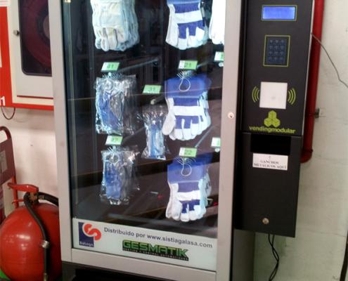 Distributeur automatique de gants