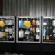 Distributeur automatique de vêtements de travail